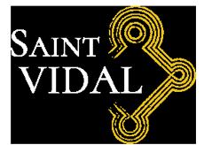 Logo de Saint Vidal